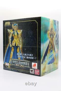 Aquarius Camus Gold Saint Saint Seiya Myth Cloth EX Tamashii BANDAI