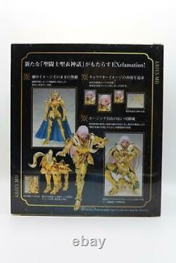 Aries Mu Saint Seiya Myth Cloth EX Original Version Tamashii BANDAI NEW