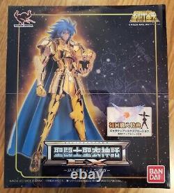 BANDA Saint Seiya Myth Cloth EX Gemini Saga Action Figure