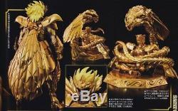 BANDAI 2017 Tamashi Saint Seiya Cloth Myth EX Ophiuchus The 13th Gold Saint BNIB