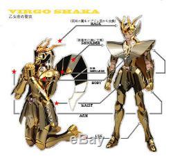BANDAI SAINT SEIYA GOLD CLOTH MYTH EX VIRGO SHAKA (Revival Version) NEW