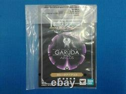 BANDAI Saint Cloth Myth EX Saint Seiya GARUDA AIACOS Action Figure