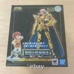 BANDAI Saint Myth Cloth EX Ariesumu Revival version new japan anime figure F/S