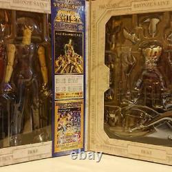 BANDAI Saint Seiya Cloth Myth 6 Body Figure Doll set New Unopened Unused
