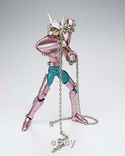 BANDAI Saint Seiya Cloth Myth Bronze Andromeda Shun Figure Revival Ver. JAPAN