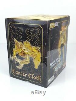 BANDAI Saint Seiya Cloth Myth EX Cancer death mask Action Figure