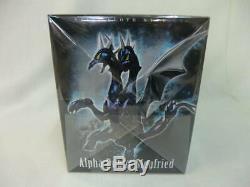 BANDAI Saint Seiya Cloth Myth EX Dubhe Alpha Siegfried Figure Anime