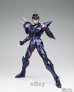 BANDAI Saint Seiya Cloth Myth EX Dubhe Alpha Siegfried Figure Anime Doll Toy