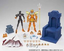 BANDAI Saint Seiya Cloth Myth EX Emperor Poseidon Imperial Sloan Set JAPAN
