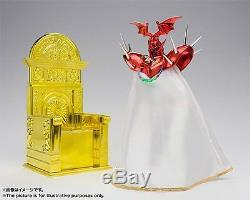 BANDAI Saint Seiya Cloth Myth EX Pope Ares+Throne 2017 Gemini Saga revival god