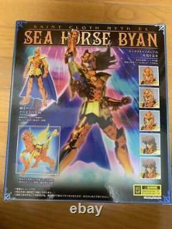 BANDAI Saint Seiya Cloth Myth EX SEA HORSE BYAN Action Figure JAPAN OFFICIAL FS