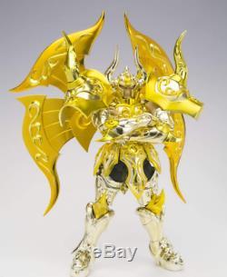 BANDAI Saint Seiya Cloth myth EX God Cloth Taurus Aldebaran Japan import NEW
