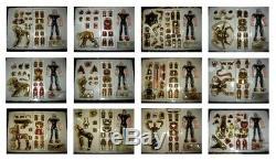 BANDAI Saint Seiya EX Cloth Myth 12 Gold Cloth Vintage very rare