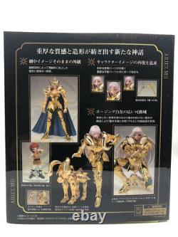 BANDAI Saint Seiya MYTH Cloth EX Aries Mu Revival Version action figure NEW F/S