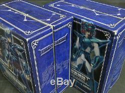 BANDAI Saint Seiya Myth Cloth Asgard/God Warrior figures set