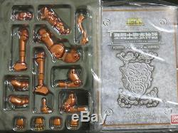 BANDAI Saint Seiya Myth Cloth Bronze series Unicorn Lionet Wolf Hydra Bear set
