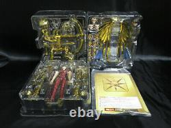 BANDAI Saint Seiya Myth Cloth EX Gold Saint Sagittarius Aiolos Action figure