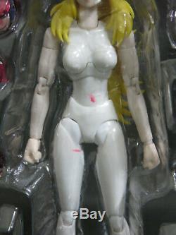BANDAI Saint Seiya Poseidon Myth Cloth Mermaid Thetis action figure