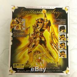 BANDAI Saint Seiya S. H. Figuarts Saint Cloth Myth EX Sagittarius Seiya