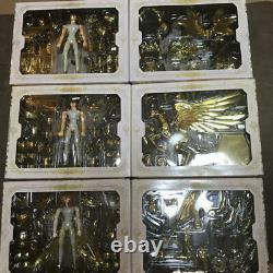 BANDAI Saint seiya Seint Cloth Myth God Cloth 5 body Set Original color edition