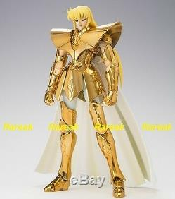 Bandai 2014 Saint Seiya Cloth Myth EX Gold Virgo Shaka Original Color OCE Figure