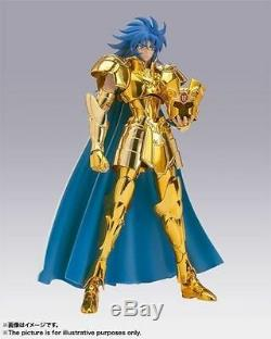 Bandai New Color Myth Saint Seiya Cloth EX Gold Gemini Saga Cloth Revival Ver