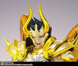 Bandai Saint Cloth Myth EX Capricorn Shura Gold Cloth IN STOCK USA