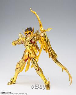 Bandai Saint Cloth Myth EX Sagittarius Seiya Action Figure 18cm