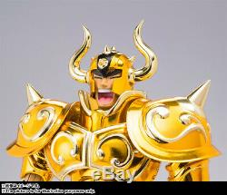 Bandai Saint Cloth Myth EX Taurus Aldebaran Japan version