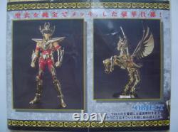 Bandai Saint Cloth Myth Golden Genealogy Pegasus Seiya V3 24K GOLD from japan