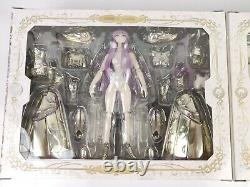 Bandai Saint Cloth Myth Saint Seiya Athena Action Figure open box