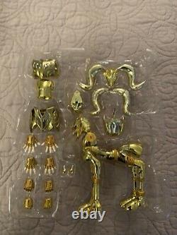 Bandai Saint Seiya Cloth Myth EX Aries Shion Action Figure