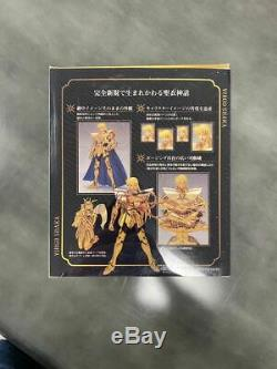 Bandai Saint Seiya Cloth Myth EX First Edition Virgo Shaka Free Gift JP