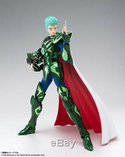Bandai Saint Seiya Cloth Myth EX God Warrior of Asgard Mizar Zeta Syd Figure