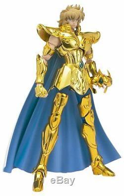 Bandai Saint Seiya Cloth Myth EX Gold Leo Aiolia Revival Version Action Figure