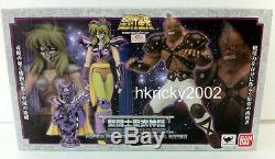 Bandai Saint Seiya Cloth Myth Ophiuchus Shaina & Cassios Figure Boxset