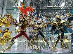 Bandai Saint Seiya Cloth Myth V2 Ex Dragon Limited Gold New