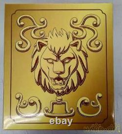 Bandai Saint Seiya Gold Cloth Myth EX Leo Aioria JP Version From Japan