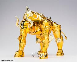 Bandai Saint Seiya Gold Cloth Myth EX Taurus Aldebaran HK Version 1st Edition