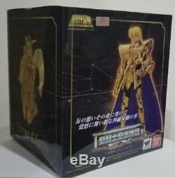 Bandai Saint Seiya Gold Cloth Myth EX Virgo Shaka HK Version 1st Edition