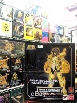 Bandai Saint Seiya Gold Cloth Myth Ex Libra Dohko New