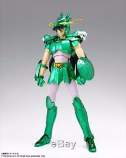 Bandai Saint Seiya Myth Cloth Dragon Shiryu V1 Revival Action Figure