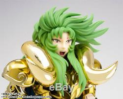 Bandai Saint Seiya Myth Cloth EX Aries Shion Sion Holy War Battle Version Figure