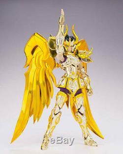 Bandai Saint Seiya Myth Cloth EX Capricorn Shura (God Cloth) Action Figure