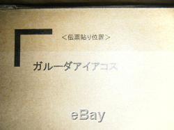 Bandai Saint Seiya Myth Cloth EX Garuda Aiacos Action figures Plush ABS PVC JP
