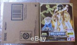 Bandai Saint Seiya Myth Cloth EX Libra Dohko & Roshi Original Color Edition OCE