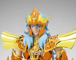Bandai Saint Seiya Myth Cloth EX Sea Emperor Poseidon Julian Solo MISB