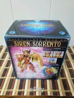 Bandai Saint Seiya Myth Cloth EX Siren SORENTO SORRENTO