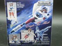 Bandai Saint Seiya Myth Cloth Eagle Marin Silver Action Figure From Japan FedEx