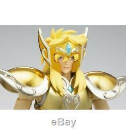 Bandai Saint Seiya Myth Cloth Ex Hyoga en armure d'or du Verseau Aquarius hyog